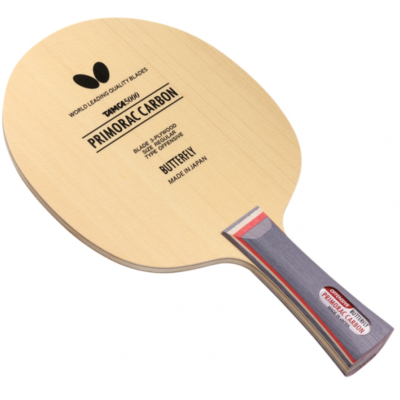 Butterfly primorac carbon table tennis blade butterfly table tennis blade - Compare table tennis blades ...
