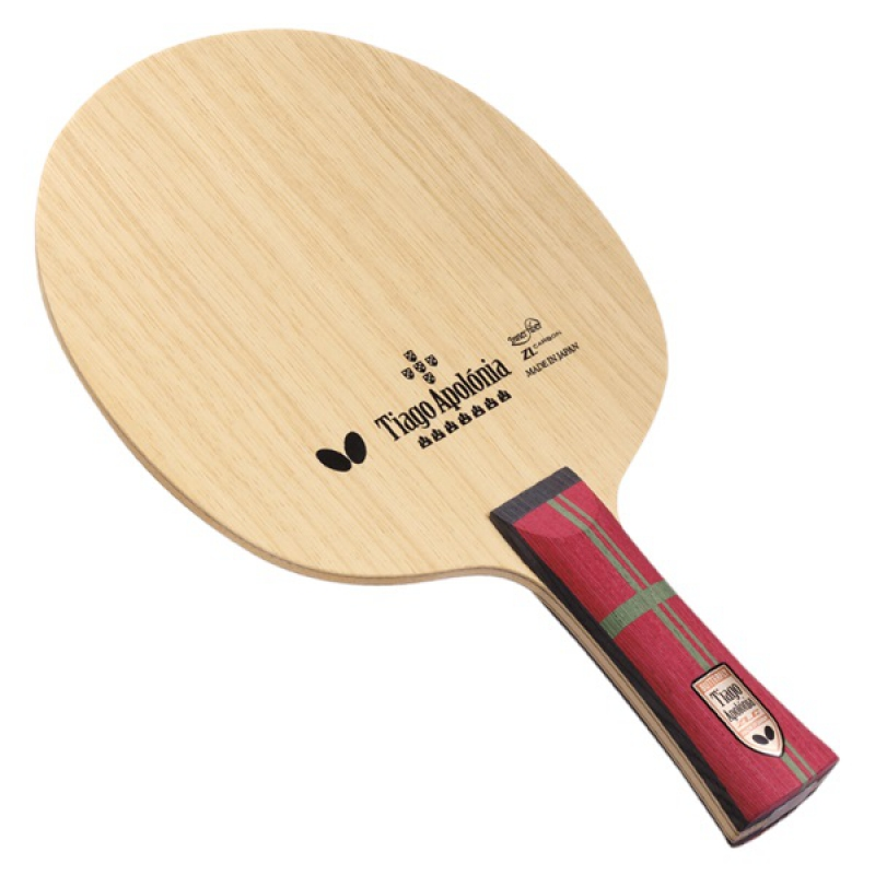 Butterfly apolonia zlc table tennis blade butterfly table tennis blade - Compare table tennis blades ...