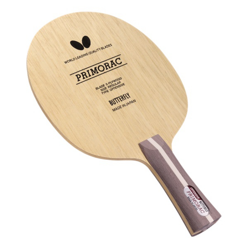 Butterfly Primorac Table Tennis Blade Off Butterfly