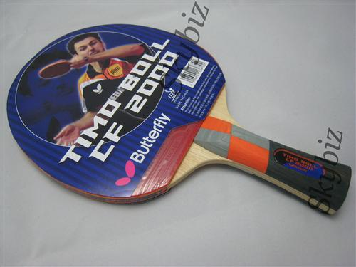 ... Preassemble Paddle > Butterfly Timo Boll CF 2000 Table Tennis Paddle