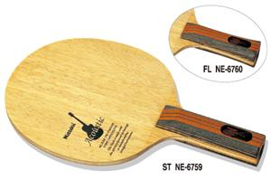 Nittaku Acoustic Table Tennis Blade ( Flared (FL) )
