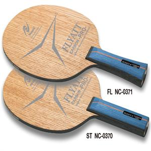 Nittaku Flyatt Carbon Pro Table Tennis Blade