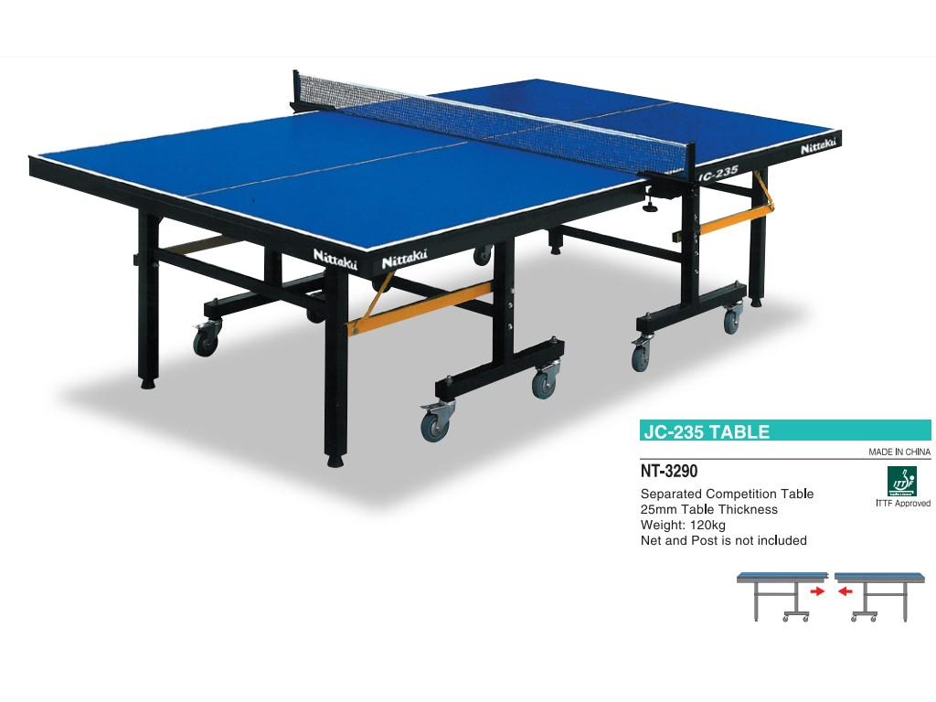 Nittaku Table Jc 235 For Local Market Only Table