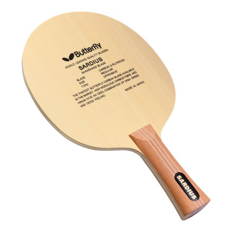 Butterfly Sardius Table Tennis Blade Butterfly Table