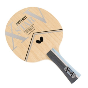 Butterfly Xstar V Table Tennis Blade