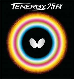Butterfly Tenergy 25 Table Tennis Rubber