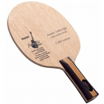 Nittaku Acoustic Carbon LG Table Tennis Blade (OFF) [Large Handle]