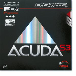 Donic Acuda S3 Table Tennis Rubber