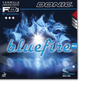 Donic Blue Fire M2 Table Tennis Rubber