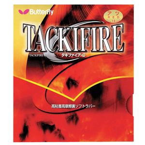 Butterfly Tackifire C Table Tennis Rubber